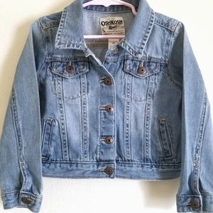 OshKosh B'gosh | Toddler Girl's Denim Jacket | 5T